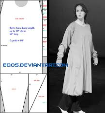 Tunic Pattern Free New Pattern Men's Viking Tunic By Eqos On DeviantArt