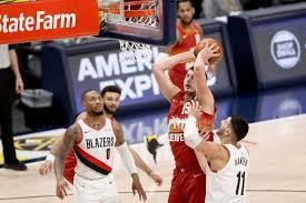Portland trail blazers basketball game. Denver Nuggets Vs Portland Trail Blazers Series Prediction Preview Round 1 2021 Nba Playoffs