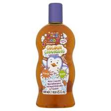 Волшебная <b>пена для ванны</b>, <b>меняющая</b> цвет (из оранжевого в ...