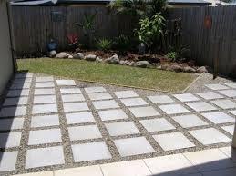 diy concrete patio patio pavers