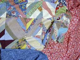 Vintage Redemption: How to Finish an Antique Quilt & Vintage Quilts Adamdwight.com