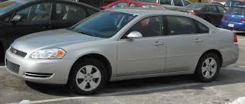 2007 Chevrolet Impala - Information and photos - ZombieDrive