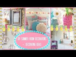 DIY Summer Room Decorations  Ideas For Decorating  Jessica Diy Summer Decorations For Home