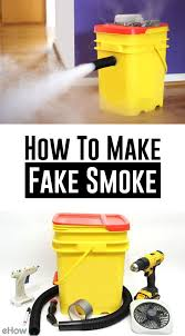 Party Fake Decorations Halloween Smoke In Make Diy 2019 How Party Halloween To Diys Tutorial