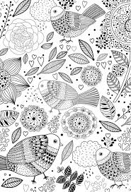 Colouring Books For Adults Free Printable