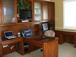 custom built desks home office interior design cabinets and table designs a83 office