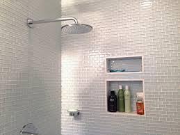 fantastic modern mini white glass subway tile bathroom features mini white glass shower tile with mini white glass tile with glass tile shower with white