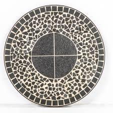 furniture enchanting mosaic bistro round table ideas enticing mosaic bistro table set ideas