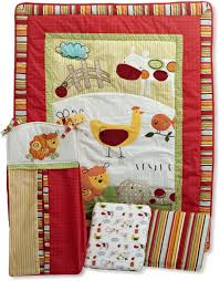 farm baby bedding for your nursery
