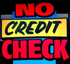 No Credit check financing now available at Real Deal Furniture
