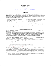 Office Administration Qualifications Resume Bongdaao Com