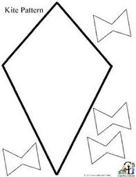 Free Printable Kite Template 234 Best Draws Images On Pinterest Word Study Game And Gaming