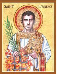 Ngày 10 tháng 8 THÁNH LÔ-REN-SÔ Phó Tế Tử Đạo - GIÁO XỨ TÂN VIỆT
