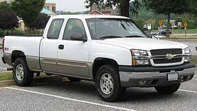 2005 Chevy Silverado Towing Capacity Chart Chevrolet Silverado Wikipedia