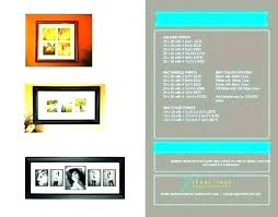 Poster Frame Size Sizes Chart X Keithmccluskey Co