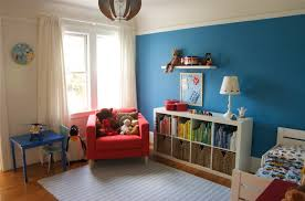 blue and orange living room decor red bedroom accessories year old boy ideas mirror for boys