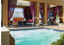 pool cabana interior. Grand Cabana At Marquee Dayclub Pool Interior