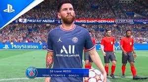 FIFA 22 | MANCHESTER CITY vs PARIS SAINT GERMAIN (PSG) | UEFA Champions  League