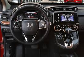 2018 Honda CRV Automatic Interior - Carstuneup