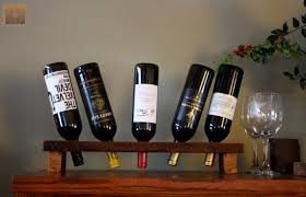 Rustic Wooden Wine Rack Ideas The Plans With Of And Display Pictures