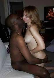 Black man white woman sex photo
