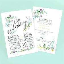 wedding invitation wording for friends in tamil the most beautiful botanical stationery a invite and etiquette