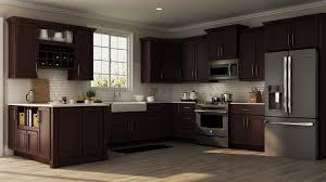 Shaker Java Coordinating Cabinet Hardware Kitchen The Home Depot