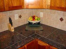 Tile Countertop Kitchen Lazy Granite Denver Shower Doors Denver Granite Countertops
