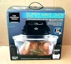 New Wave Oven Cooking Chart Sozconsulting Co