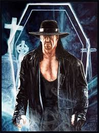Undertaker has also made the most appearances out of any wrestler, having appeared in every game in the franchise. Fan Art Of Thank You Mark Calaway Aka The Undertaker Facebook