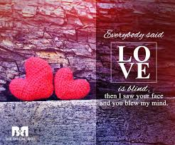 Love Is Blind Quotes Adorable 48 Of The Best Love Is Blind Quotes For Lovers