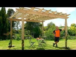 how to build a pergola mitre 10 easy as mitre 10 new zealand