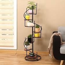 multi shelf plant stand. Iron Flower Stand Rack Display Shelf Plant Planter Multi With