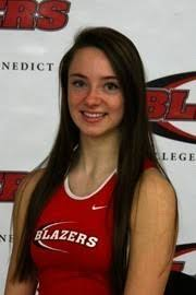 Lillian Griffith - Women's Track and Field - College of Saint Benedict  Athletics