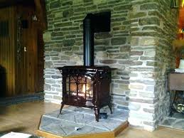 install gas fireplace cost full image for replace wood stove with fireplace cost to replace wood