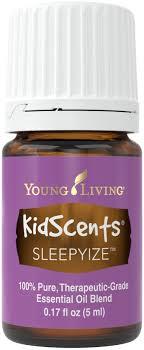 kidscents sleepyize essential oil blend for kids