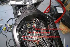 sv650 cruise control installation until i verified that the system worked i opted to use the supplied plastic connectors rather than er the wires from the two wire harnesses together