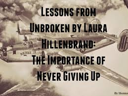 Unbroken Quotes New Best Quotes From Unbroken On QuotesTopics