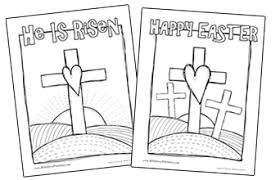 Easter Bible Printables Christian Preschool Printables