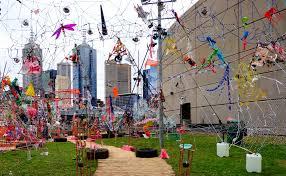 garden art projects. Kaeru Recycled Art Project An American In Australia Garden Projects I