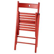 home decor amusing folding chairs ikea plus terje chair red ikea