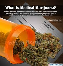 medical marijuana is used for what illnesses