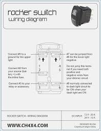 wiring diagram for rocker switch americansilvercoins info rocker switch wiring diagram 6 pin rocker switch wiring diagram beamteam