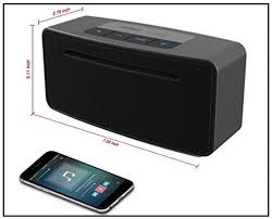 speakers for iphone. super bass wireless speaker for apple iphone 7 + ios 10 speakers iphone a