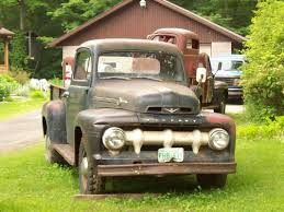 Ford Mercury classic pickup trucks 1948 1949 1950 1951 1952 1953 ...