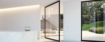 pivot hinge glass door. 360° pivoting room dividers pivot hinge glass door