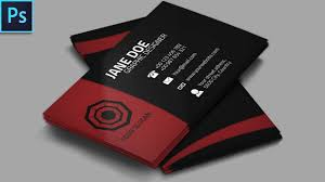 003 Business Cards Templates Photoshop Maxresdefault Template