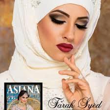 asiana magazine summer caign 2016 hair makeup hijab setting by farah s