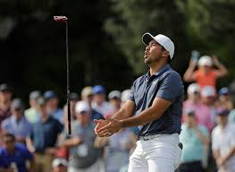 The wells fargo championship field. Jason Day Reacts After Missing A Putt On The 15th Hole During The Final Round Of The Wells Fargo Championship Golf Tournament At Quail Hollow Club In Charlotte N C Sunday May 6