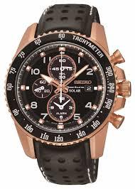 seiko sportura solar chronograph mens watch ssc274p9 seiko ssc274p9